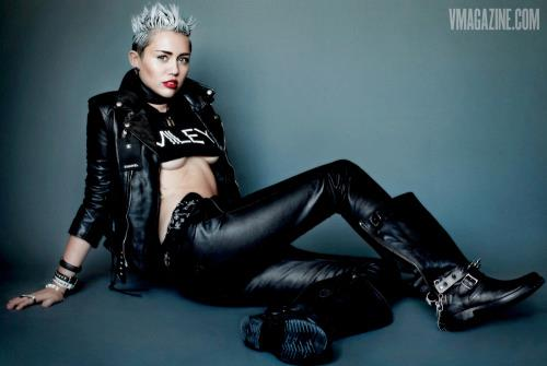 miley cyrus punklook