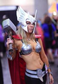 thors sister