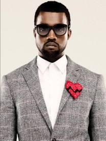 kanye west birthday photo