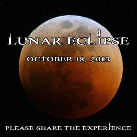 Lunar Eclipse Moon