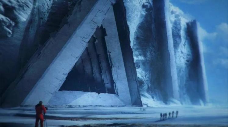 Area 122 : This secret laboratory in Antarctica hides something ...
