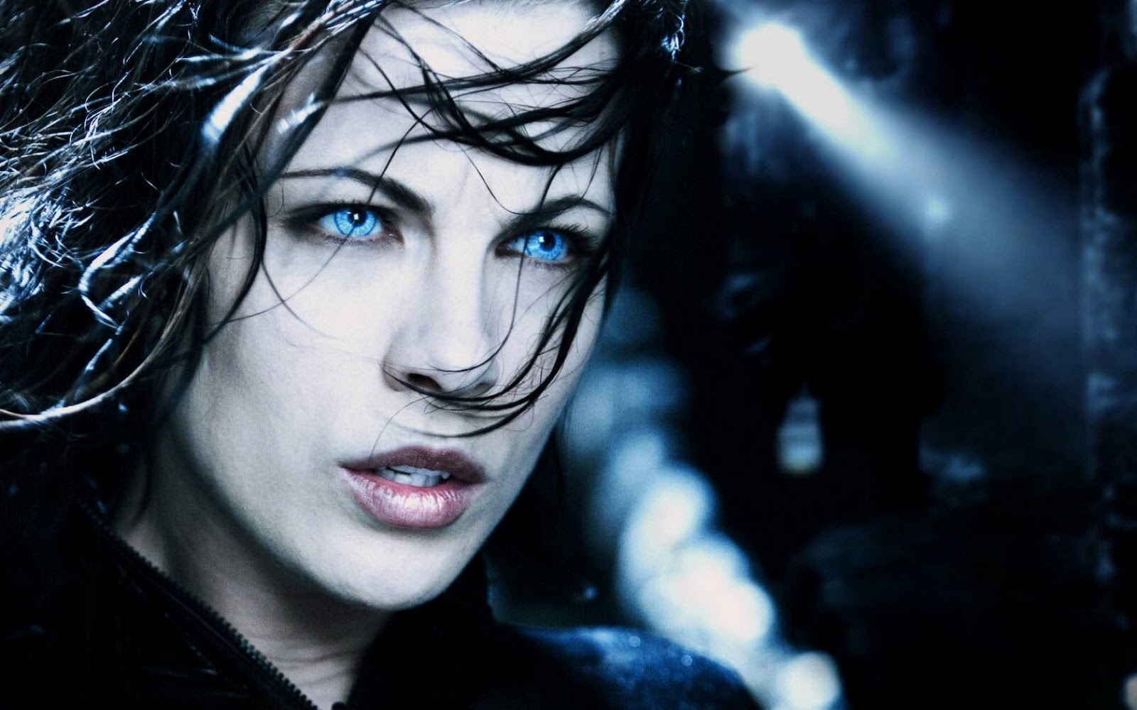 Vampire Colored Contacts: Strigoi- The Blue Eyed Vampire.